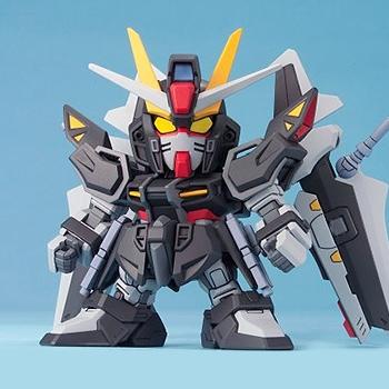BB.293 Strike Noir Gundam 스트라이크 느와르건담 - 강력추천