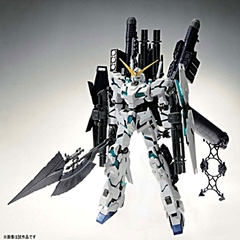 [MG]1/100 RX-0 FULL ARMOR UNICORN GUNDAM 풀 아머 유니콘 건담 Ver.Ka-강력추천