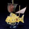 원피스 그랜드쉽 트라팔가 로우 잠수함