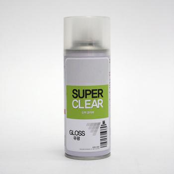 SUPER CLEAR 슈퍼클리어-GLOSS(유광 마감제)(유성)(GSS-002)-200ml
