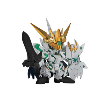 BB.385 LEGEND BB Knight Unicorn Gundam LEGEND BB 기사 유니콘 건담-강력추천