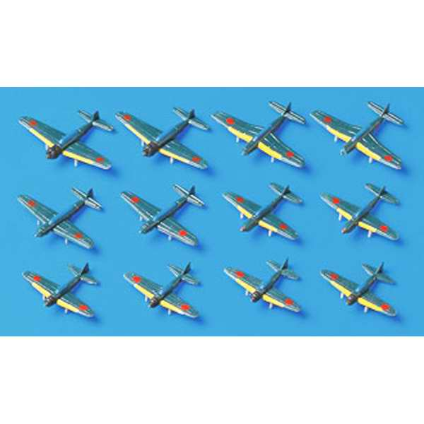 1/700 JAPANESE NAVAL PLANES