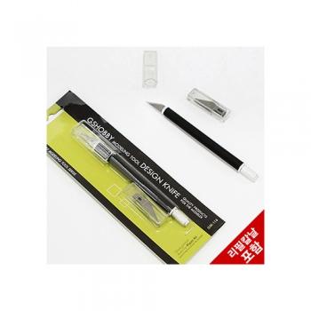 [건담샵GSHOBBY]모델러 Art Knife 아트나이프(리필칼날 9개입포함)[GSK-116]