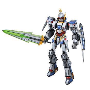 [MC]1/100 초시공전사 THUNDERBOT RK-01 썬더맨로봇 1호기[프라모델]