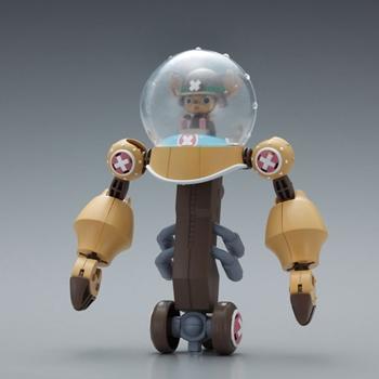[반다이프라모델]원피스 쵸파 로봇 슈퍼2호 헤비아머