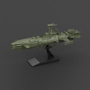 [메카콜렉션] 우주전함 야마토2202 가이젠간 병기군 카라쿠룸급 전투함[03]