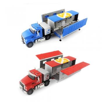 컨테이너 트럭 모형 TRANSFORMATION (KDW630016)