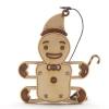 [WOODTRICK] 크리스마스 눈사람 (WDT190401) DIY 우드토이 3D 목재 퍼즐