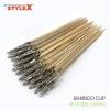 STYLE X 대나무클립 L (30개입)