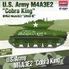1/35 미육군 M4A3E2 코브라 킹
