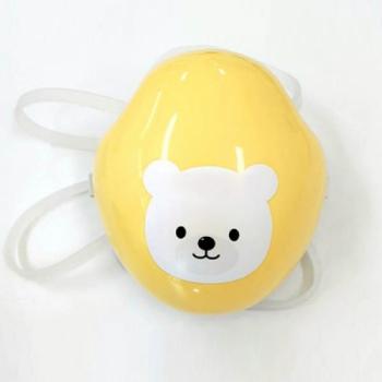 아기곰 애키마스크 공기청정 필터교체 전자마스크 유아 어린이용