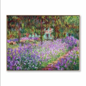 모네 화가의 지베르니 정원