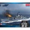 1/400 미해군 전함 BB-63 미주리