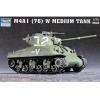 1/72 M4A1(76) W MEDIUM TANK (6